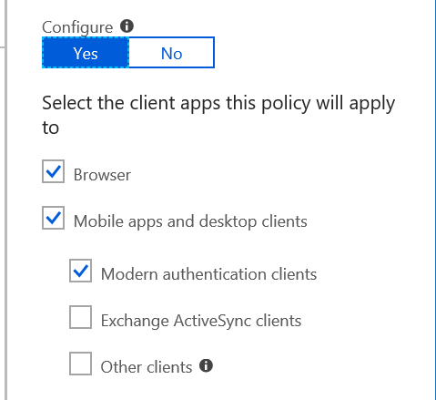 Two Factor Authentication for Office 365 (Part 2)