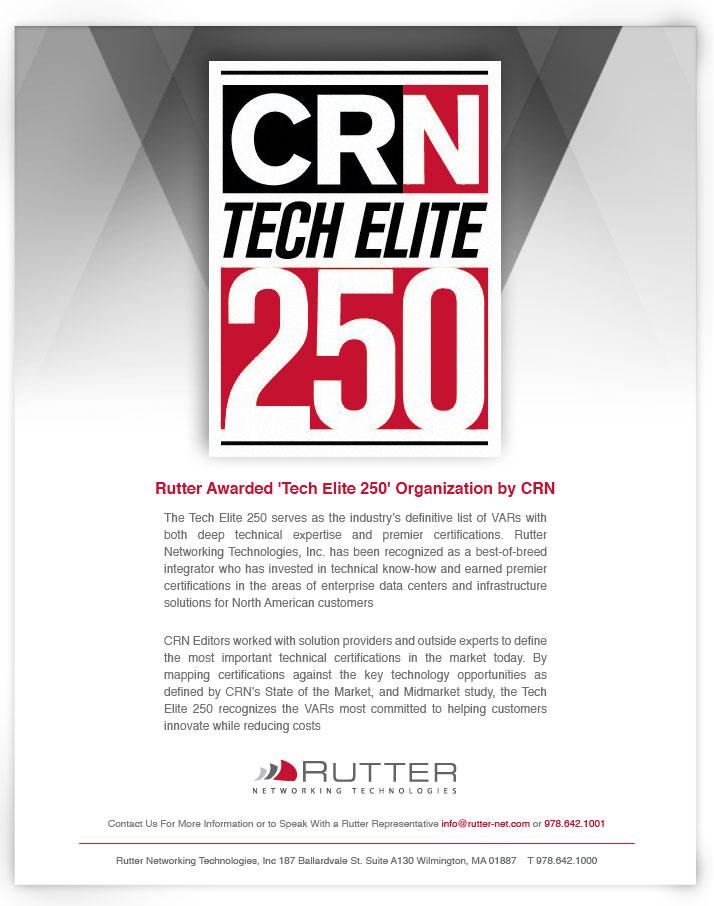 CRN Tech Elite 250