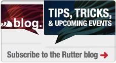 Rutter Blog