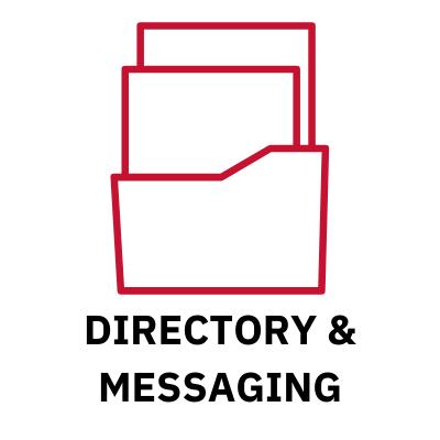 DIRECTORY & MESSAGING