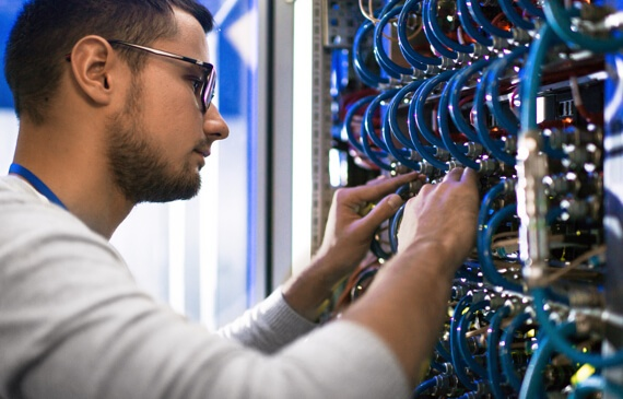 Implementing Secure Networking and IT Infrastructure for Greater Boston Area
