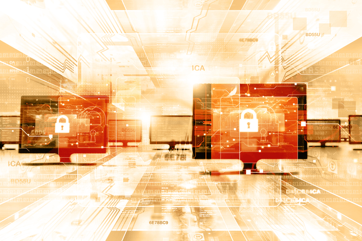 What types of security threats do small businesses face?