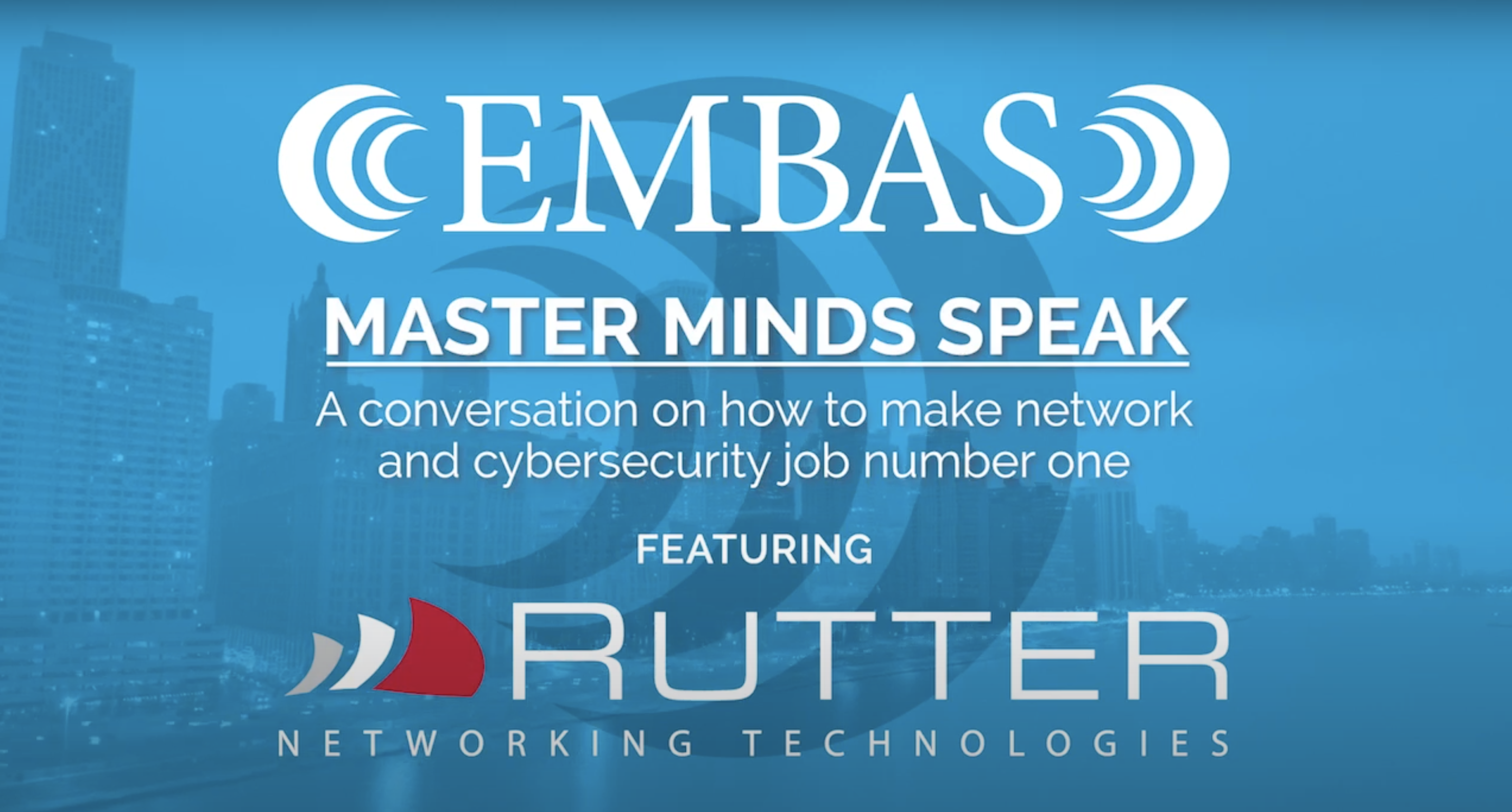 Steve Baker Talks Managed Network Security Solutions